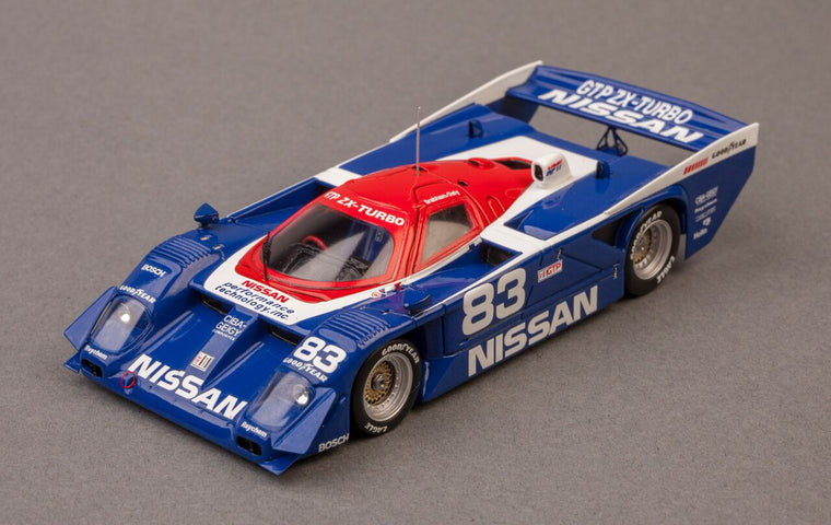 Nissan GTP ZX-Turbo (1990 12 Hours of Sebring Winner) - 1:43 Scale Model Car