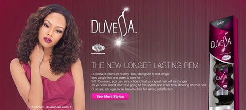Duvessa Bali Wave Weave 100 Remy Human Hair By Outre Weavespot