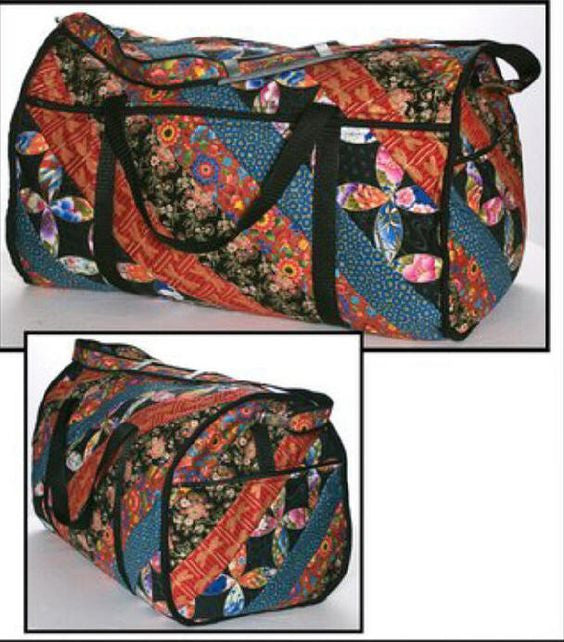 ColorPlay Weekender Bag