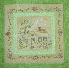 Little Stitchies Block Of The Month - May