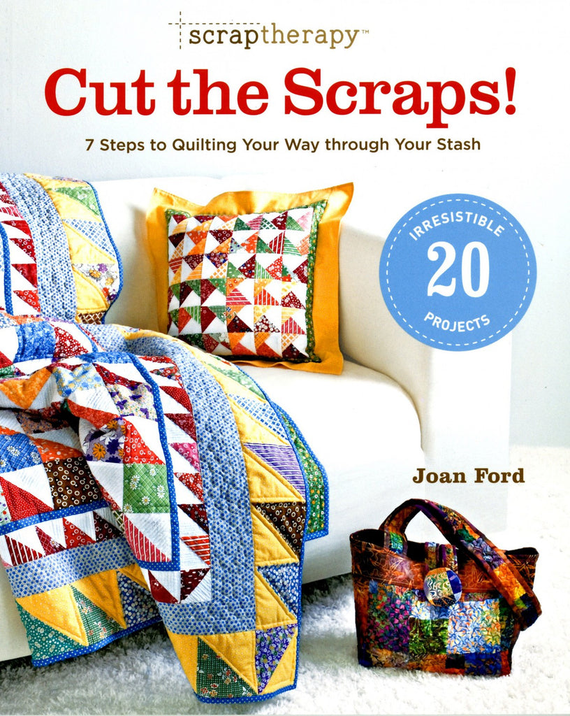 Cut the Scraps - Scraptherapy