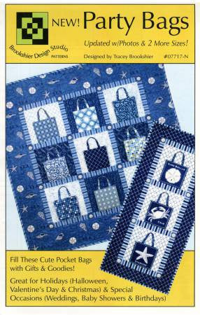Party Bags Quilt and Table Runner Pattern