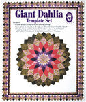 Template Set , Giant Dahlia