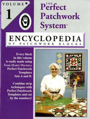 Encyclopedia of Patchwork Blocks Volume 1