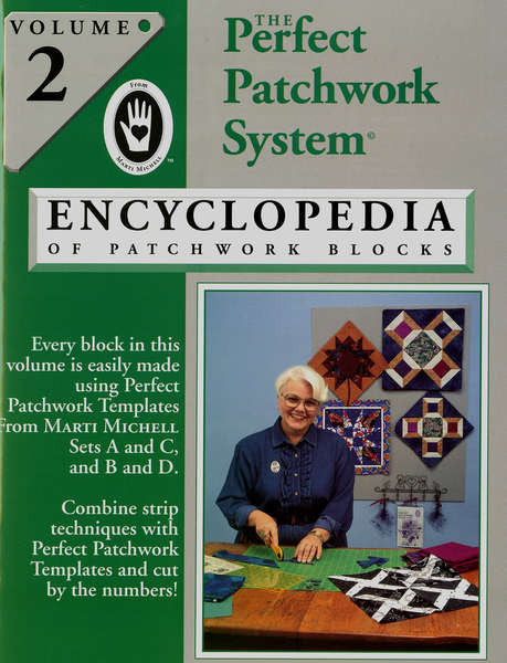 Encyclopedia of Patchwork Blocks Volume 2