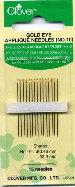 Applique Needles