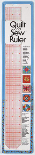 Quilt and Sew Ruler