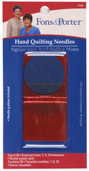 Fons and Porter Hand Quilting Needles
