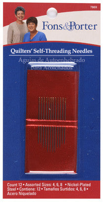 Fons and Porter Self / Easy Threading Needles