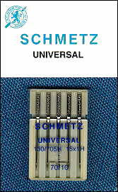 Schmetz Universal Machine Needle