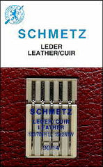 Schmetz Leather Machine Needle