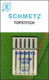 Schmetz Topstitch Machine Needle