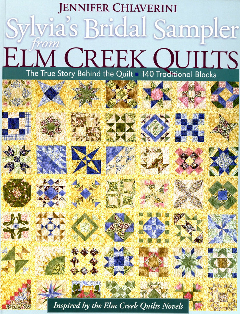 Sylvia's Bridal Sampler From Elm Creek Quilts – Quilting Books ... : mouse creek quilts - Adamdwight.com