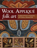 Wool Applique Folk Art