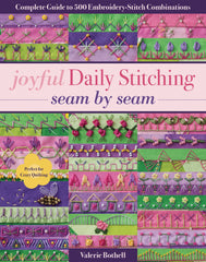 Joyful Daily Stitching Seam by Seam - Softcover