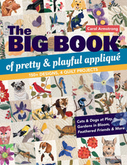 Big Book of Pretty & Playful Applique