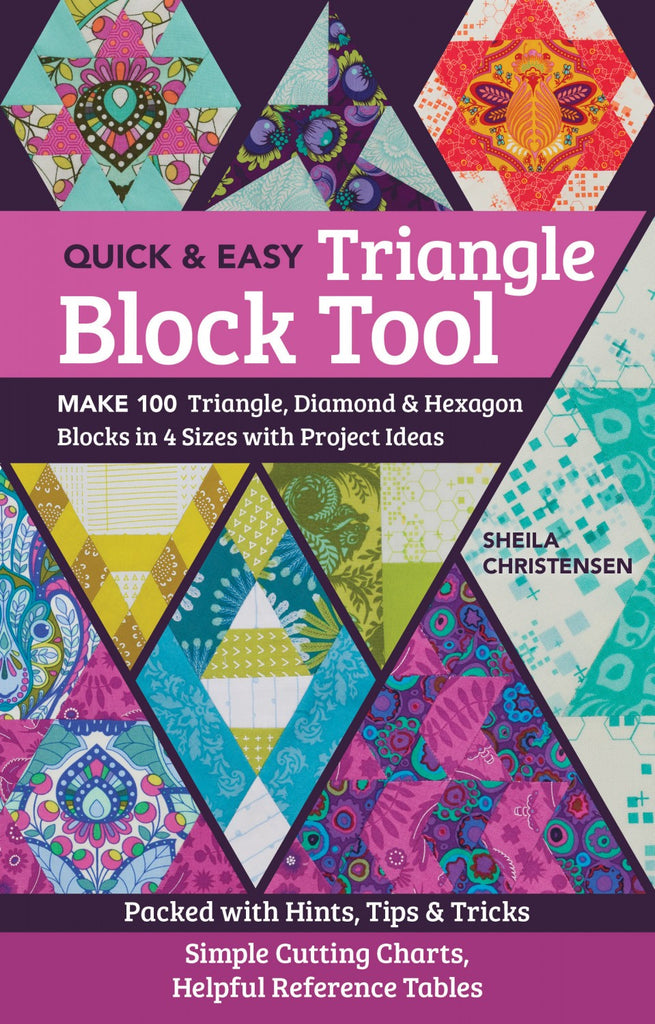 The Quick & Easy Triangle Block Tool