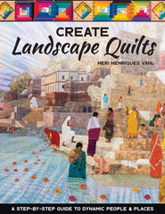 Create Landscape Quilts