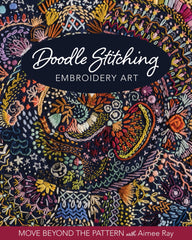 Doodle Stitching Embroidery Art