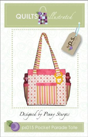 Pocket Parade Tote