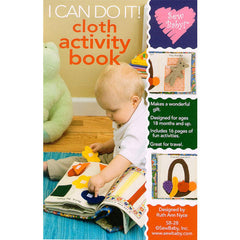I Can Do It ! Cloth Activity Book