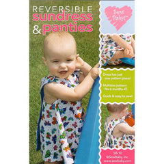 Reversible Sundress & Panties