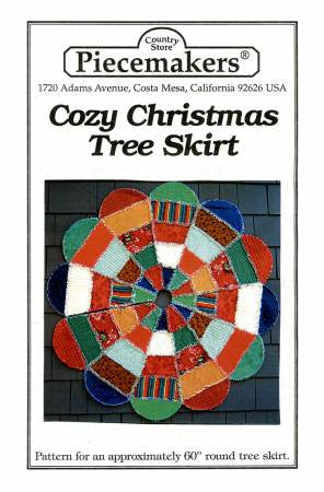 Cozy Christmas Tree Skirt