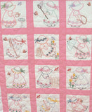 Quilt Block Set Girls