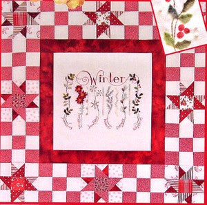 Winter Sampler Quilt