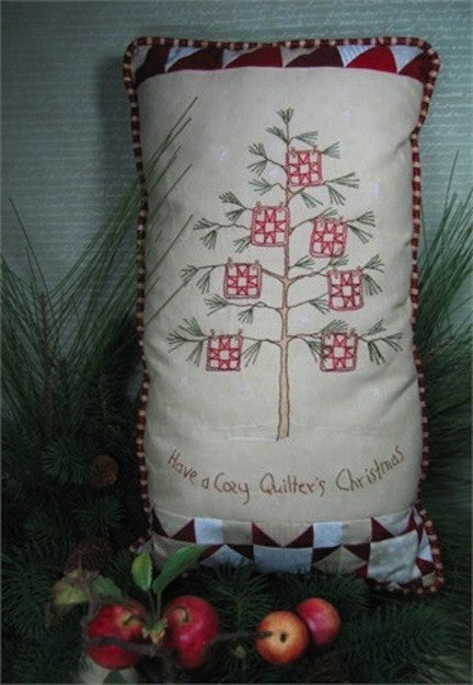 Cozy Quilters Christmas Tree