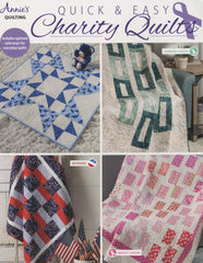 Quick and Easy Charity Quilts