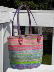 Bali Bags - Fabric Covered Clothesline Crafts