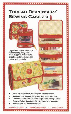 Thread Dispenser / Sewing Case