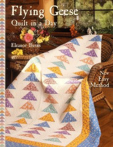 Flying Geese Quilts in a Day