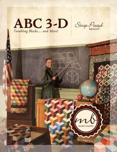 ABC 3-D Tumbling Blocks and More...