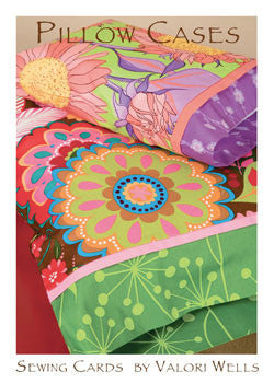 Sewing Card - Pillow Cases