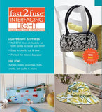 Fast2Fuse Interfacing Light 15in x 18in Double Sided