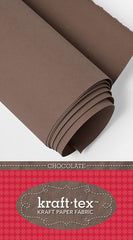 Kraft-tex Kraft Paper in Chocolate