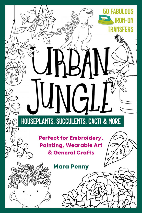 Urban Jungle Houseplants Succulents Cacti and More