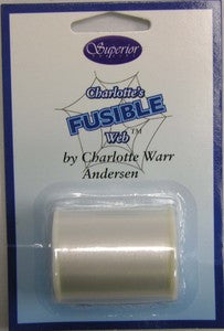 Charlottes Fusible Web Thread