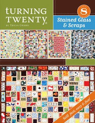 Turning Twenty Stained Glass & Scraps