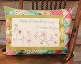 Seed of Friendship Pillow