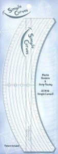 Simple Curves Ruler