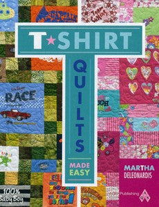 T-shirt Quilts Made Easy