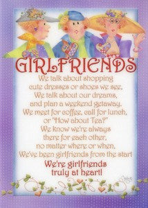 Girlfriends Magnet - Truly At Heart