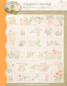 Gardener's Alphabet Quilt Block of the Month - Complete Set