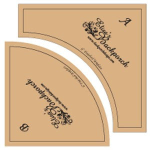 6 Inch Quick Curves Acrylic Template