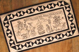 Witches Hooray Table Runner