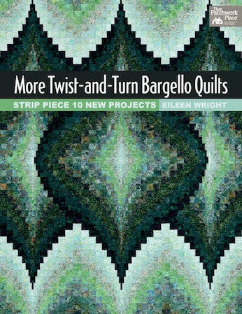 More Twist and Turn Bargello