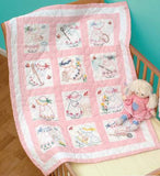 Girls Quilt Block Set